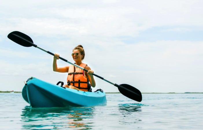 Outdoor Adventures Kayaking