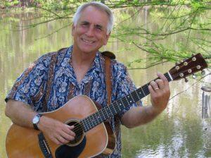 Old Folk Performer Ken Sizemore